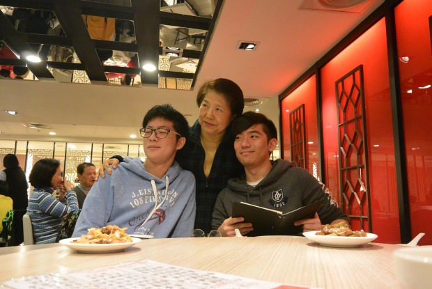 Hangin with Lao Ma