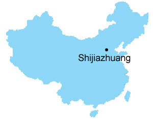 Where is Shijiazhuang