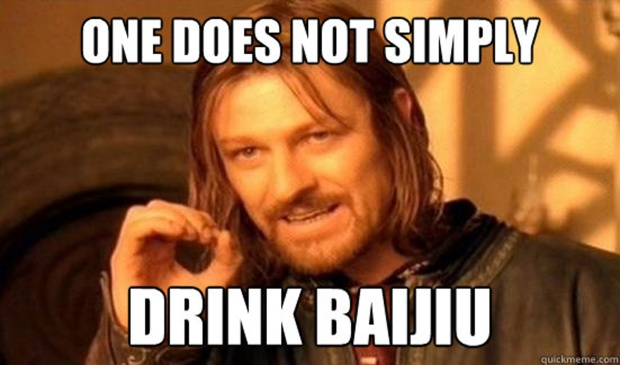Game of BaiJiu