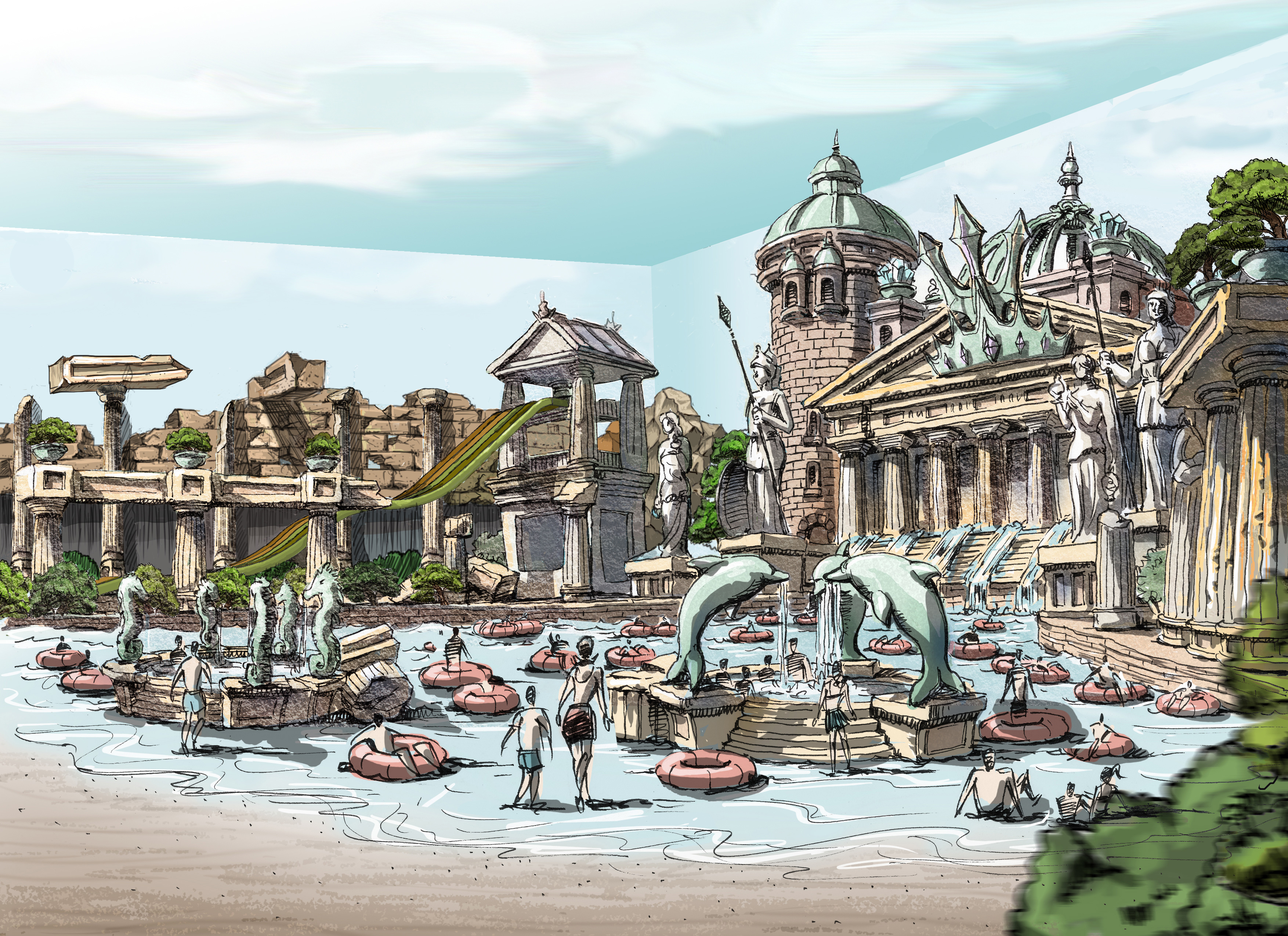 Water Park - DPI
