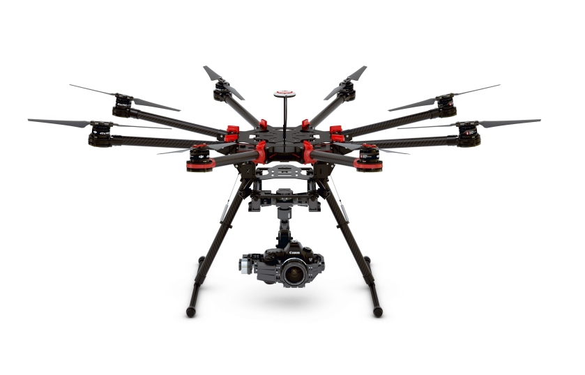DJI Spreading Wings S1000 Drone For Aerial Imagery