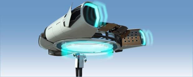 Drone POV2