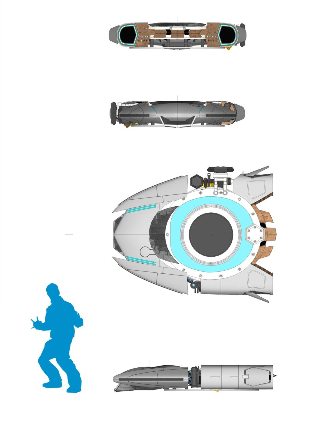 schematics of final design