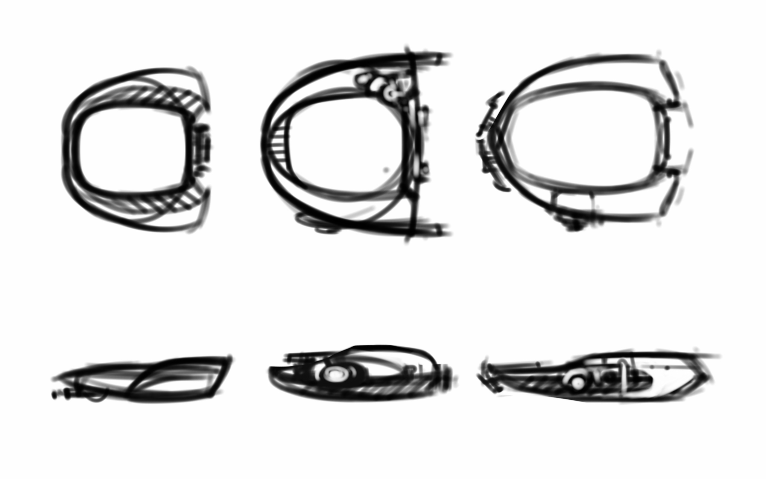 ORTHO - Sketches