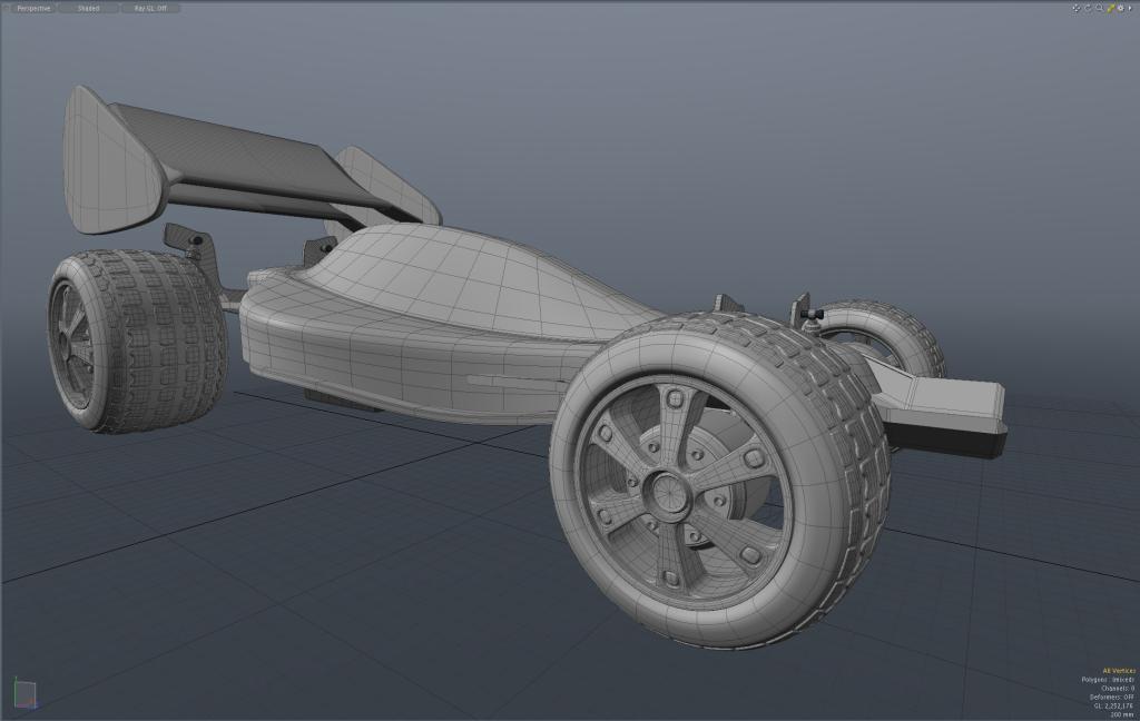 model View2