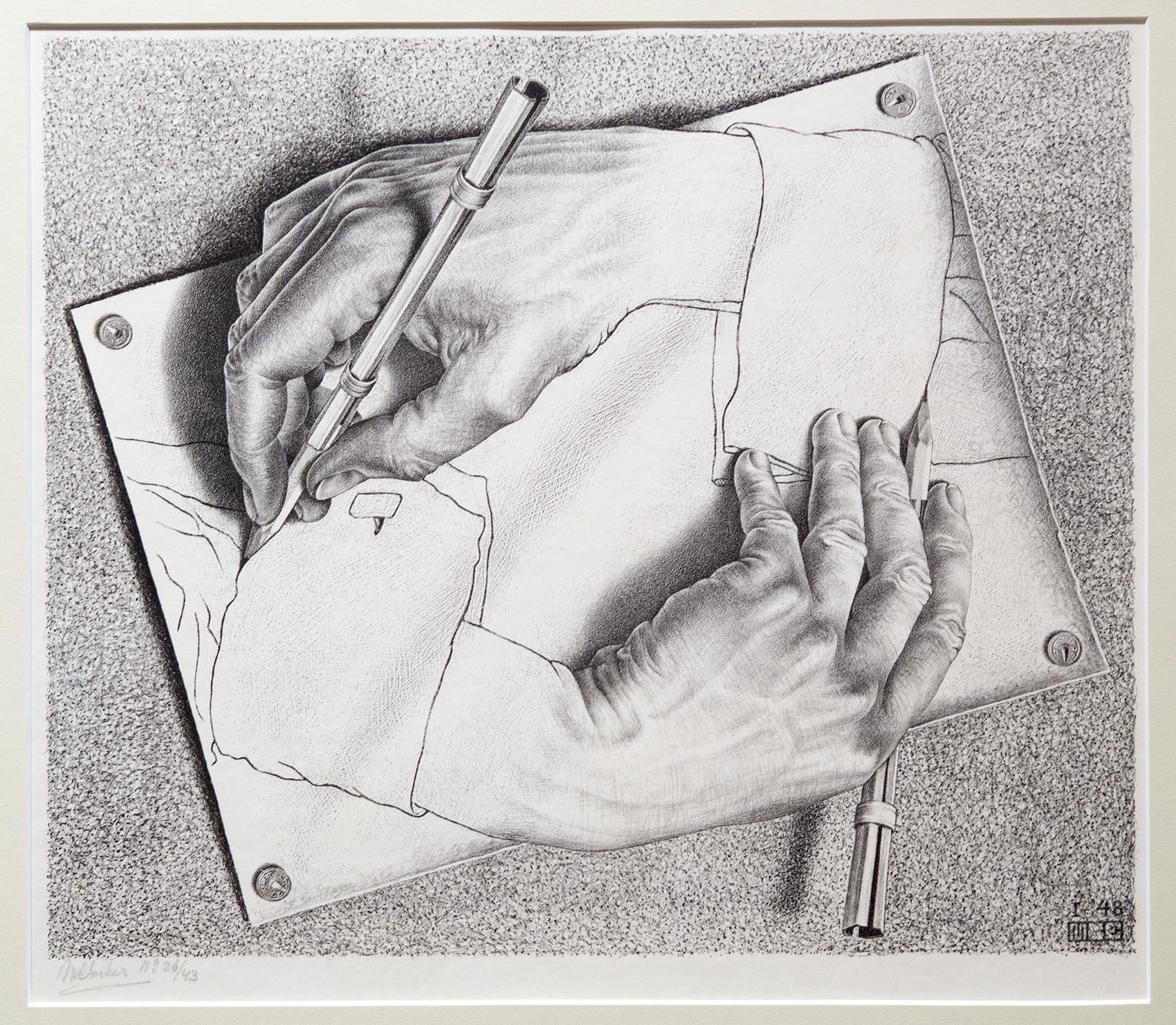 Maurits Cornelis Escher,